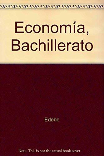 9788423661671: Economía, Bachillerato