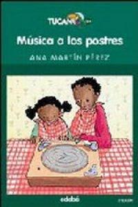 9788423663279: MUSICA A LOS POSTRES (TUV170).