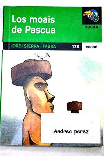 9788423667062: Moais de pascua, los (Tucan Verde)