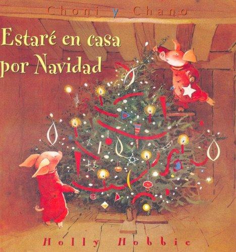 9788423667413: Choni y Chano / Choni and Chano: Estare En Casa Por Navidad (Spanish Edition)