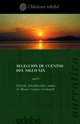 9788423667451: Selección de cuentos del siglo XIX (Clásicos edebé)