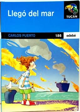 9788423668540: Llego del mar (Tren Azul)