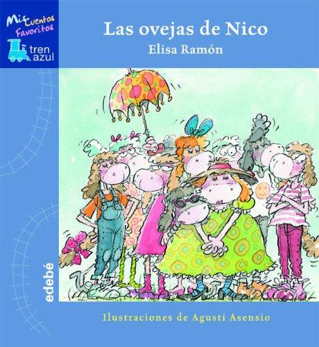 9788423668656: Las Ovejas de Nico (TREN AZUL: MIS CUENTOS FAVORITOS)