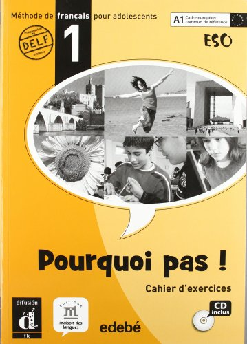 9788423669714: Pourquoi Pas Eso Edition: Cahier D'Exercises (Spanish Edition)