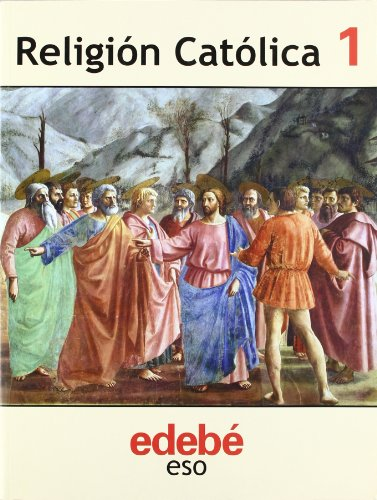 9788423669868: Religión católica, 1 ESO