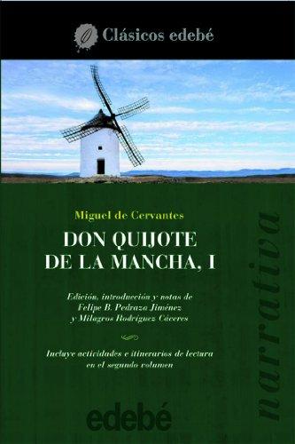 9788423670291: 1: Don Quijote de La Mancha I (CLÁSICOS EDEBÉ)