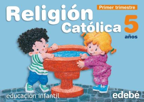 9788423670369: Proyecto Ruah, religión católica, Educación Infantil, 5 años - 9788423670369