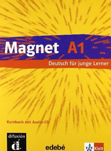 9788423670895: Magnet A1 - Libro del alumno + CD -ESO-