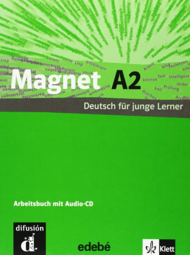9788423671359: Magnet A2 - Cuaderno de ejercicios + CD -ESO- - 9788423671359