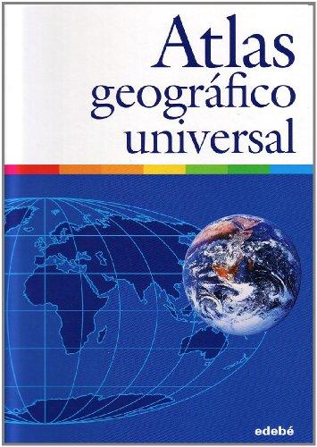 9788423671410: Atlas geografico universal edebe (Obras De Referencia/reference Work)