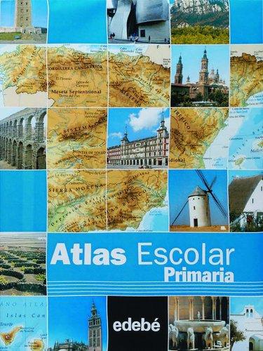 9788423671731: Atlas Escolar EDEBÉ (EP)