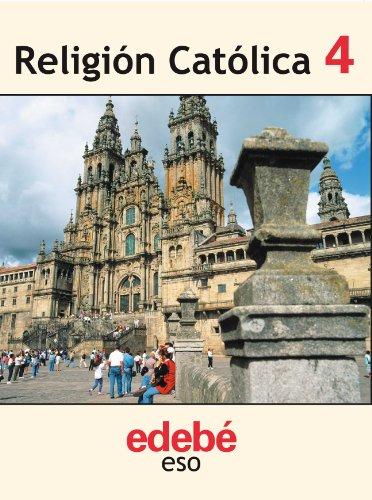 9788423671830: Religión católica, 4 ESO - 9788423671830