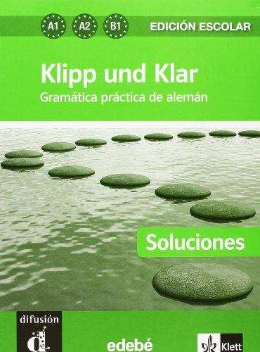 9788423671854: Klipp Und Klar (Lösungen) - 9788423671854