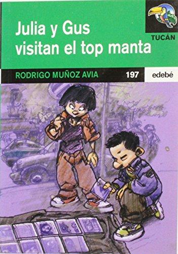 Julia y Gus visitan el top manta: Munoz Avia, Rodrigo