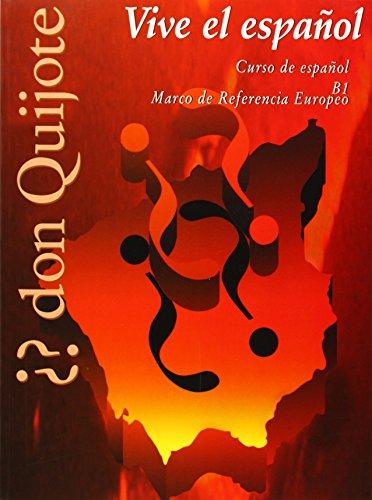 """Vive el español """"don quijote"""" intermedio (alumno): Jose Luis Gomez"""