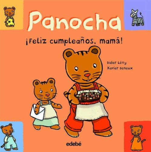 9788423675036: Panocha. ¡Feliz cumpleaños, mamá!