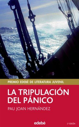 9788423675173: La Tripulación del Pánico (PERISCOPIO)