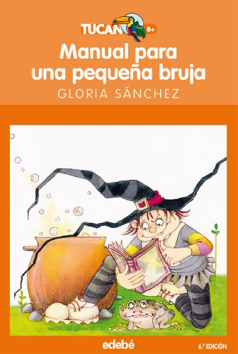 9788423676989: Manual Para Una Pequena Bruja (Spanish Edition)