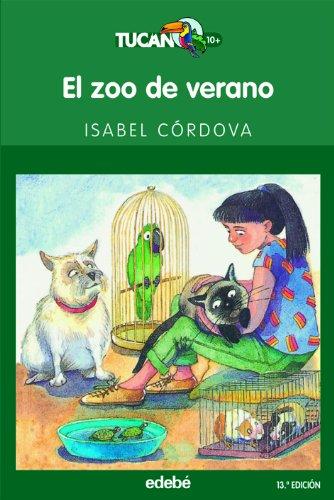 9788423677078: El zoo de verano (TUCÁN VERDE)