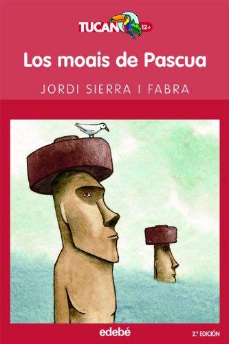 9788423677184: Los moais de Pascua (TUCAN ROJO)