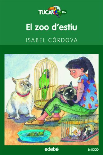 9788423677276: EL ZOO D' ESTIU (TUCÁN VERDE)