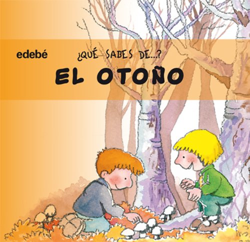 9788423677771: El otoño / The Fall (Que sabes de...) (Spanish Edition)