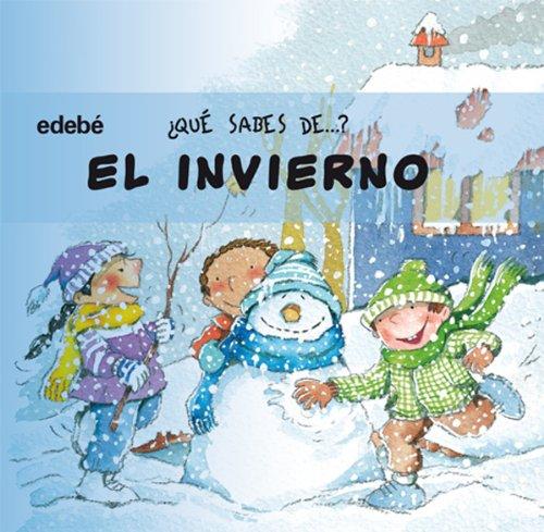 9788423677788: El invierno / The Winter (Que Sabes De?) (Spanish Edition)