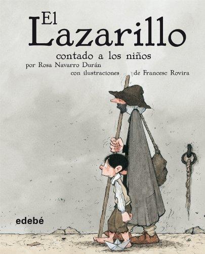 9788423678891: El Lazarillo contado a los niños (CLÁSICOS CONTADOS A LOS NIÑOS)
