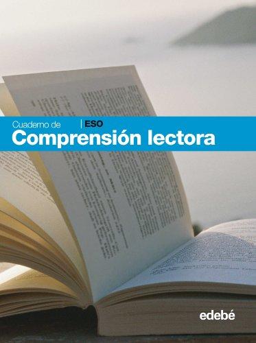 9788423680665: Comprensión lectora, ESO. Cuaderno - 9788423680665