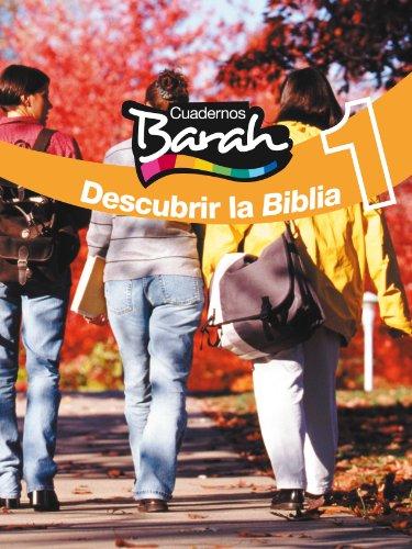 BARAH 1 DESCUBRIR LA BIBLIA CUADERNO
