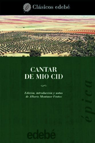 9788423682225: CANTAR DEL MIO CID (CLÁSICOS EDEBÉ)