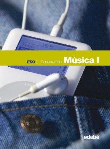 9788423683093: Música, 1 ESO. Cuaderno - 9788423683093