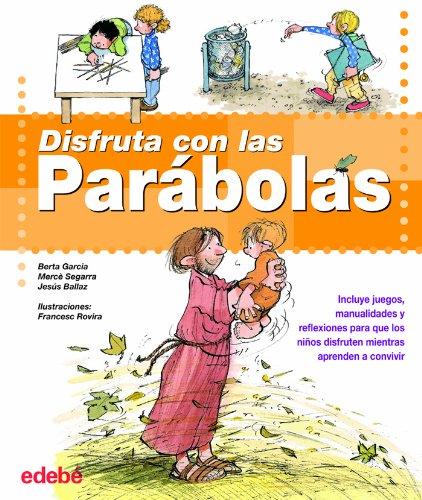 9788423683222: Disfruta con las Parábolas