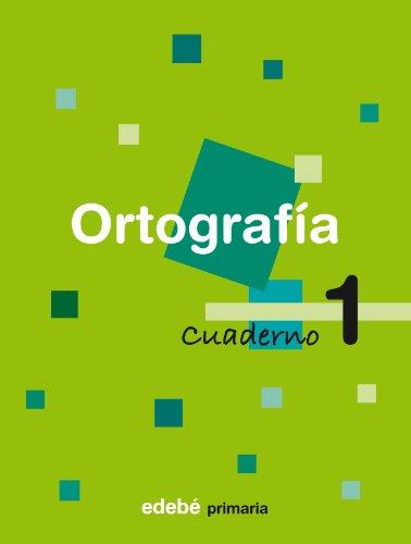 ORTOGRAFIA N°1 EP CUADERNO