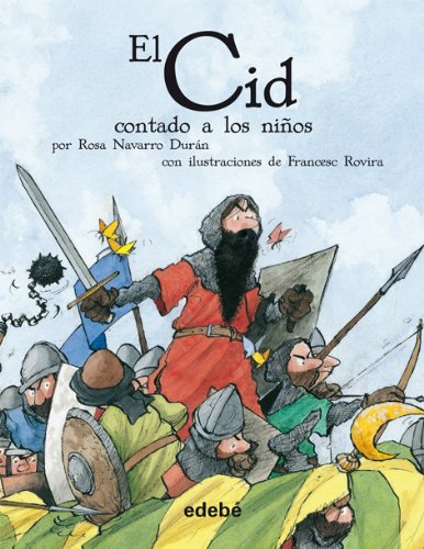 9788423683383: El Cid contado a los ninos / The Cid Told to Children (Clasicos/ Classics) (Spanish Edition)