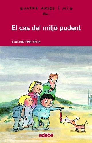9788423683697: EL CAS DEL MITJÓ PUDENT