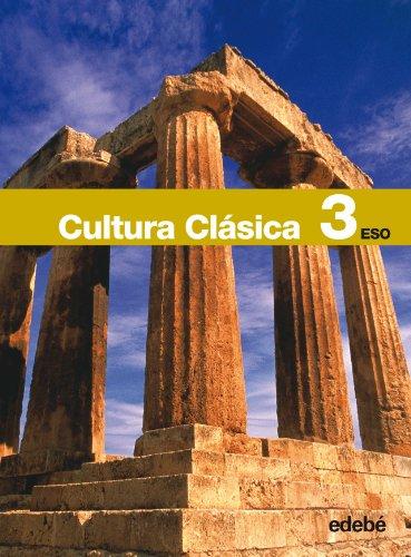 9788423683826: Cultura clásica, 3 ESO
