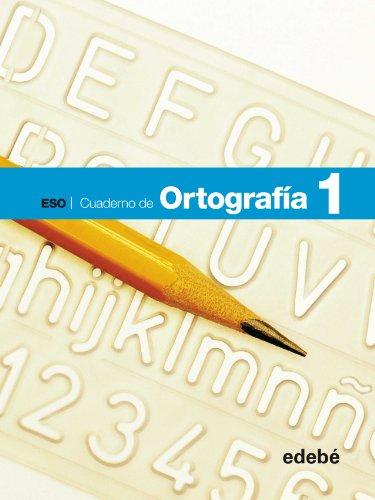 9788423684915: CUADERNO DE ORTOGRAFÍA 1
