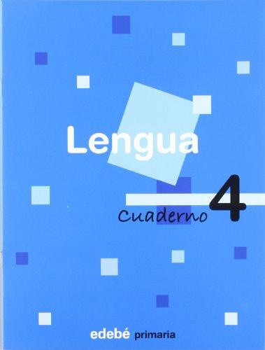 9788423685974: Lengua. E.P. 2 - Cuaderno 4