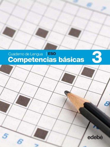 9788423686087: Lengua, competencias básicas, 3 ESO. Cuaderno - 9788423686087