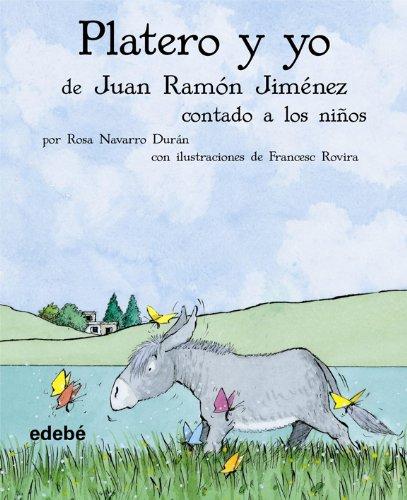 Platero y Yo contado a los ninos: Jimenez, Juan Ramon