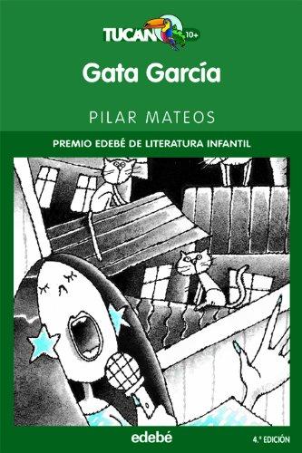 9788423686285: GATA GARCÍA (TUCÁN VERDE)