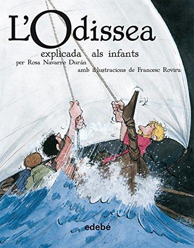 9788423686841: L'Odisea Explicada Als Infants (CLÀSSICS EXPLICATS ALS INFANTS)