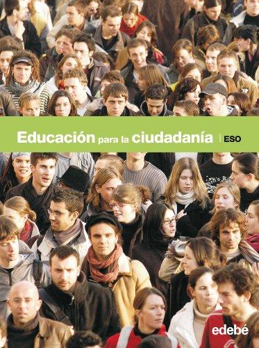 9788423687312: Educación para la ciudadanía, ESO - 9788423687312