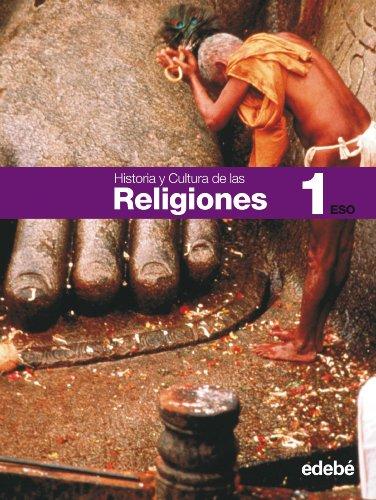 9788423687350: Historia y cultura de las religiones, 1 ESO - 9788423687350