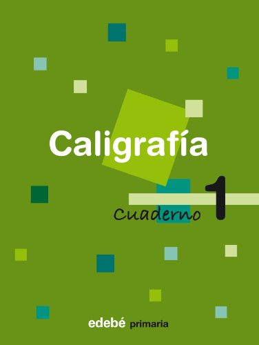 CALIGRAFIA 1 CUADERNO