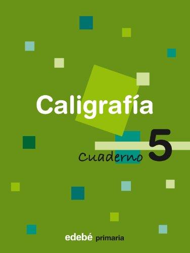 9788423687909: CUADERNO 5 CALIGRAFÍA