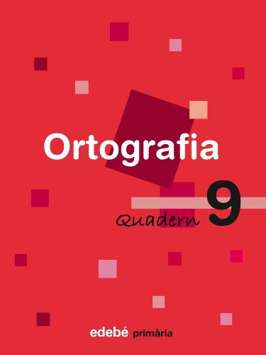 9788423687947: Quadern 9 Ortografía - 9788423687947