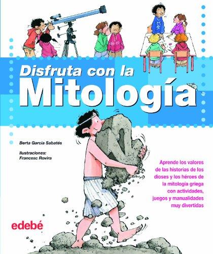 9788423688142: Disfruta con la mitologia (Spanish Edition)