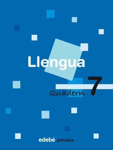 9788423688357: Quadern 7 Llengua